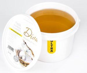 Фото Ультра мягкая сахарная паста для шугаринга 1 кг DIVA ™ 3