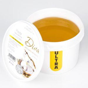 Фото Ультра мягкая сахарная паста для шугаринга 400 гр DIVA ™ 3